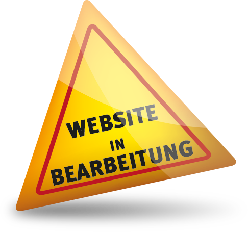Website in Bearbeitung